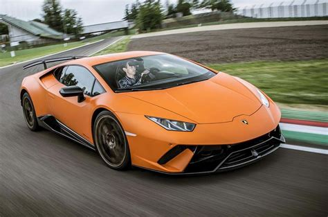 Lamborghini Plans All-new Four-door Model For 2021
