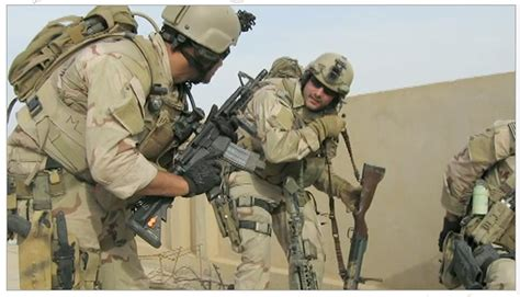 naval special warfare seal operation iraqi freedom   eaf airsoft