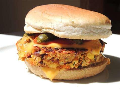 cuisine du midi recettes de burger végétarien de midi cuisine
