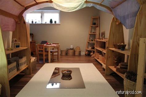 great childrens spaces natural pod learning