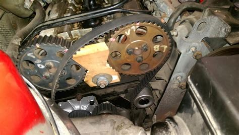 confused replacing    timing belt volvo forums