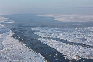 Extreme weather in Europe linked to less sea ice and ...  Sea