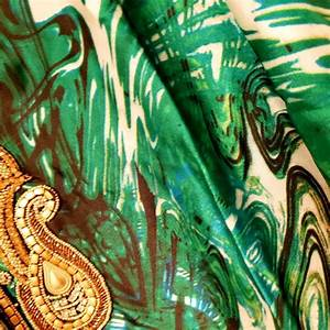 Manish Vaid Swim Beautiful Island Prt Emb Kimonoswimsuit