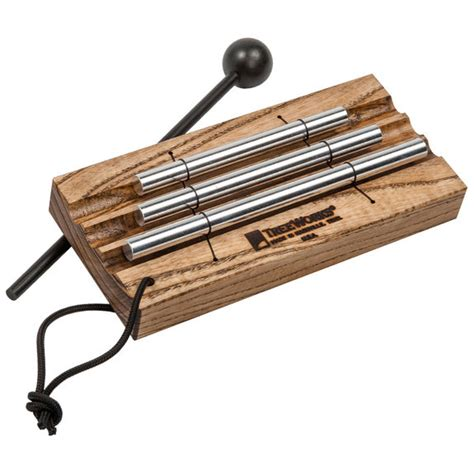 treeworks 3 tone handheld chime bar chimes and mark tree
