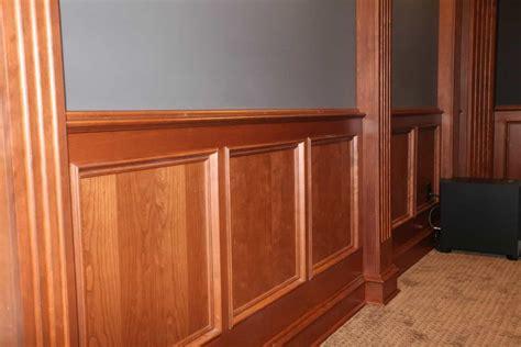 Oak Wainscoting oak wainscoting office pared de