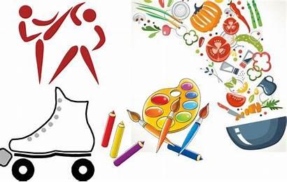 Activities Curricular Clipart