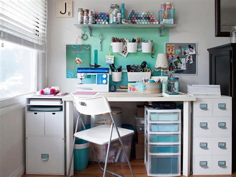 craft room  home office storage ideas diy
