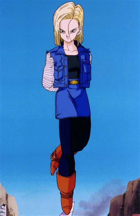 android 18 android 18 females photo 31560959 fanpop