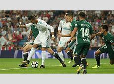 La Liga Real Madrid stunned by Real Betis at home, loses