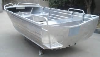 Photos of Aluminum Boats Kits