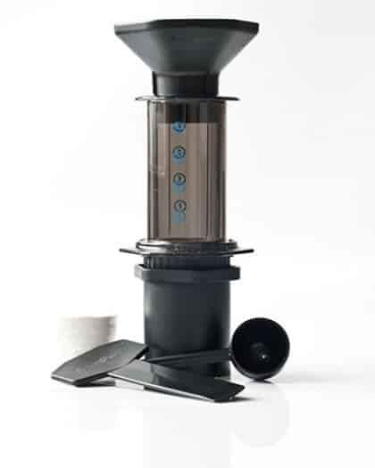 There's no other coffee maker or brewing technique with a cult following like the aeropress. Our Full Aerobie Aeropress Coffee Maker Review {Updated ...