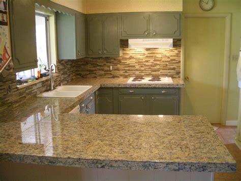 granite tile countertops ideas  pinterest tile kitchen countertops tile