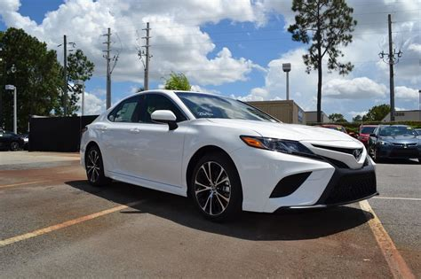 Clermont Toyota by 2018 Toyota Camry Model Info Toyota Dealer Near Orlando