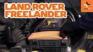 C U043emo Cambiar Filtro De Aire Land Rover Freelander 1