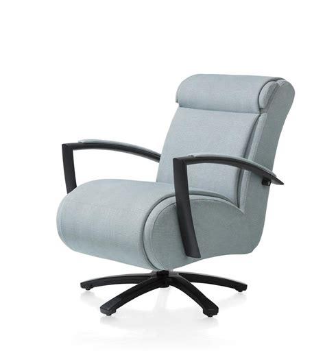 fauteuils met draaivoet redlake fauteuil met draaivoet rvs of zwart