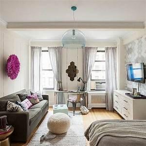 83 photos comment amenager un petit salon archzinefr With tapis ethnique avec canapé petits espaces