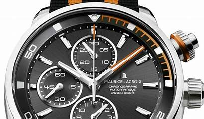 Lacroix Maurice Pontos Montre Diving Baselworld Chronographe