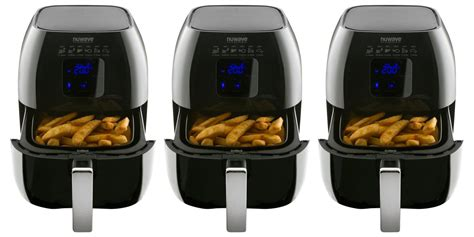 nuwaves highly rated  quart brio air fryer drops
