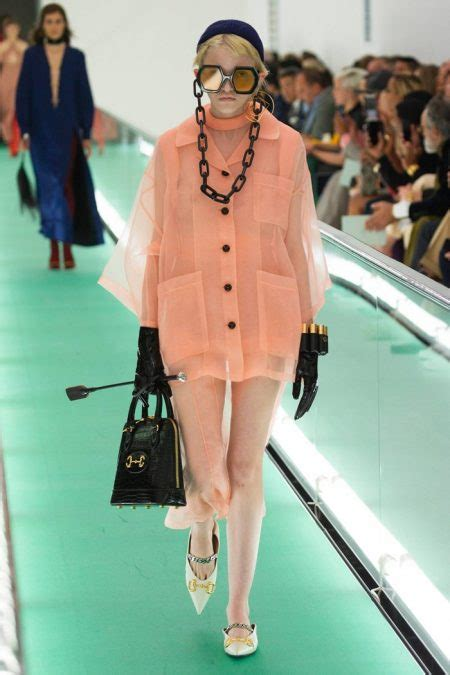 gucci spring summer runway fashion rogue