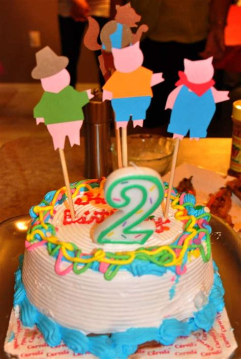 School Bus Birthday Cake David