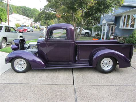 stunning  chevy pickup hot rod  sale