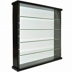 Vitrine Murale Verre : etagere en verre pour vitrine empereur blog ~ Melissatoandfro.com Idées de Décoration