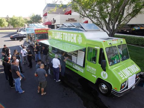 food trucks truck network dish social recipes three trends vegas las