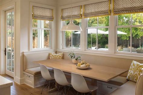 Breakfast Nook Bench with Storage Plans Ideas ? Cabinets