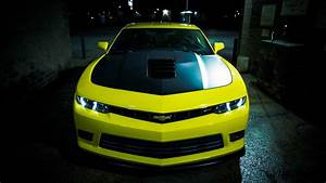 Black and yellow Chevrolet Camaro SS wallpapers and images ...