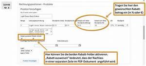 Rabatt Rechnung : rabattf hige produkte ~ Themetempest.com Abrechnung