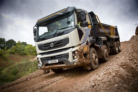 2011 volvo truck volvo trucks will display three vehicles at 2011 tip ex