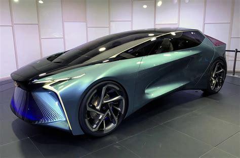 Dramatic Lexus LF-30 concept unveiled   Autocar