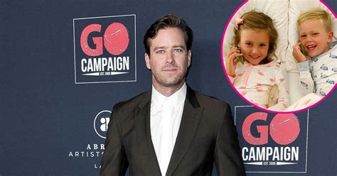 Armie Hammer Vows to Stop Posting Pics of Kids Amid Divorce