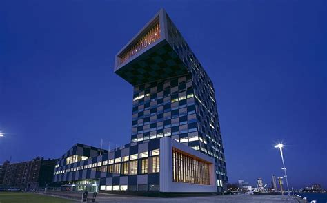 Stc Group Rotterdam by Architectuurplaquette Stc Group