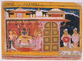 मेवाड़ की चित्रकला Bharatkosh