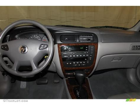 2001 Mercury Sable LS Premium Sedan Dashboard Photos ...