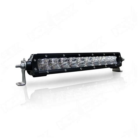 single row light bar 10 quot single row led light bars nox