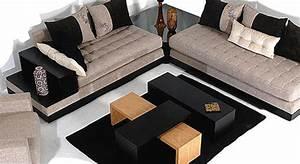 canape marocain moderne vente canape marocain design pas cher With tapis oriental avec canapé moderne tissu