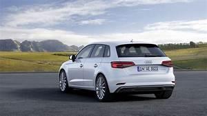 Audi A3 8v : audi a3 sportback 8v facelift 2016 2 0 tdi 150 hp s tronic ~ Nature-et-papiers.com Idées de Décoration