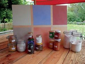 peinture lait chaux la trousse correzienne With peinture au lait de chaux