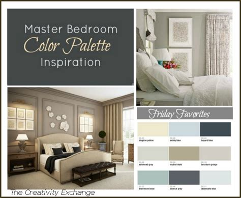 bedroom and bathroom color ideas master bedroom color palette ideas room image and