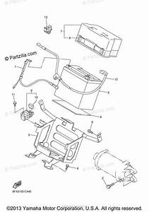 Yamaha Snowmobile 2004 Oem Parts Diagram For Electrical