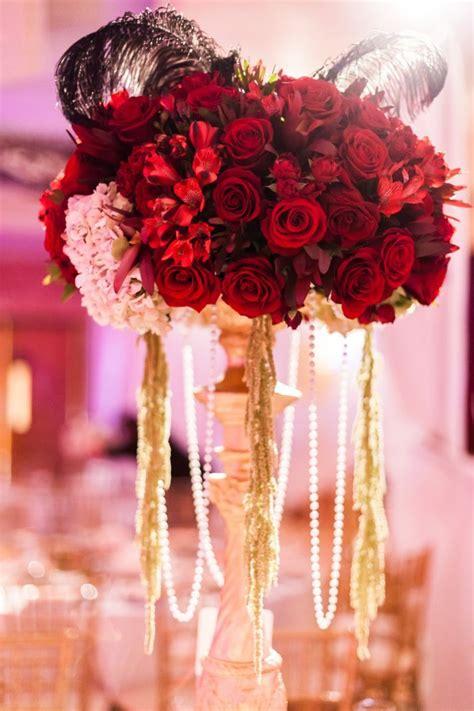 Epic Wedding In Los Angeles California Weddings Red Rose