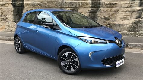 renault zoe 2019 renault zoe 2019 review intens carsguide