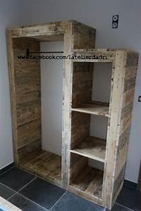 Recyclage Palette : latelierdadri bois de palette commode luxe ~ Melissatoandfro.com Idées de Décoration