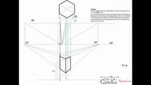 Engineering Drawing Tutorials  Pictorial Drawing With Front And Side View  T 4 8