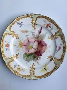Kpm Porzellan Teller : kpm teller hausmalerei 1902 oldthing kpm ~ Michelbontemps.com Haus und Dekorationen