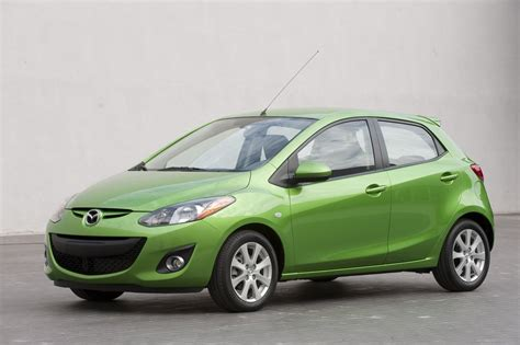 2013 Mazda Mazda2 Safety Review And Crash Test Ratings