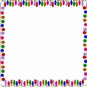 christmas lights gif frame, christmas frame - PicMix