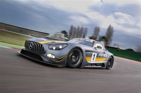 mercedes amg gt race car review randy pobst drives amgs